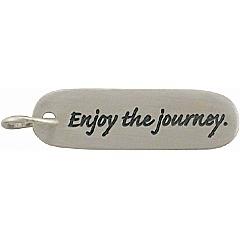 Sterling Silver Enjoy Journey