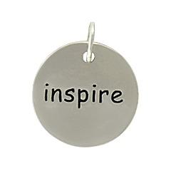 Sterling Silver Inspire