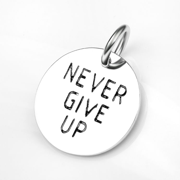 Never GiveUp Charm1