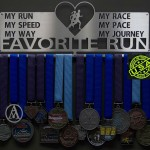 My Race My Pace Medal Hanger