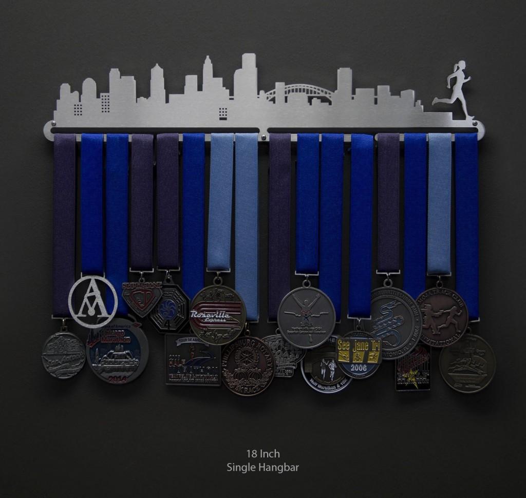 Medal Hanger CityscapeFemale1