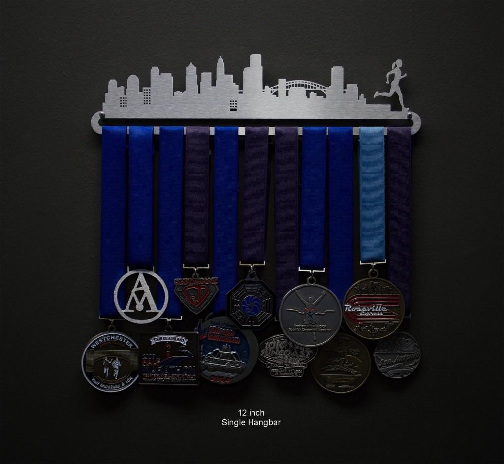 Medal Hanger CityscapeFemale2