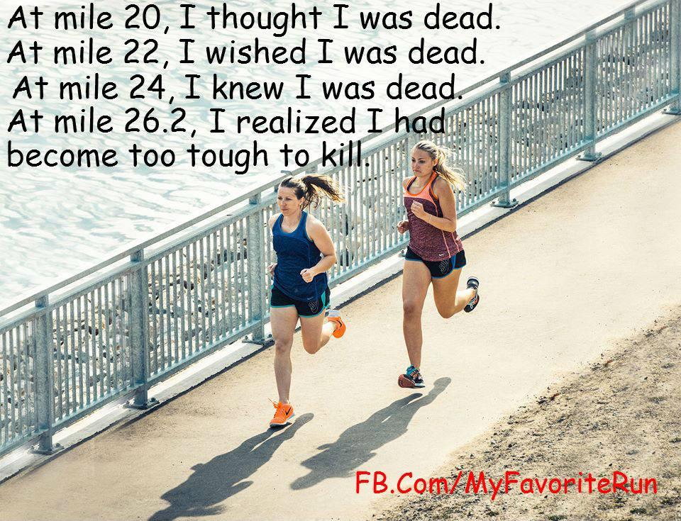 2 Marathon