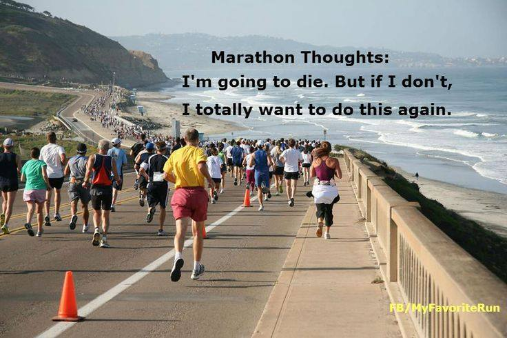 5 - marathon thoughts