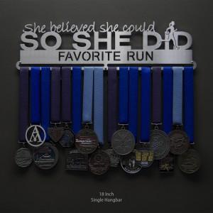 She Believed SO SHE DID Favorite Run