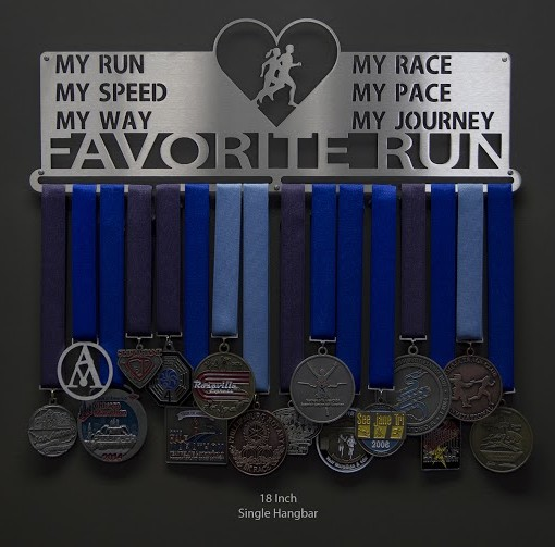 Favorite Run heart