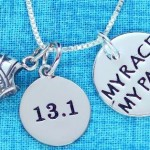 13.1 My Race My Pace Necklace