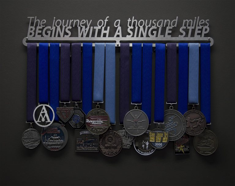 Journey of thousand miles