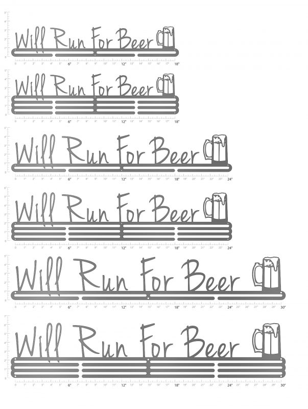 To Run For Beer