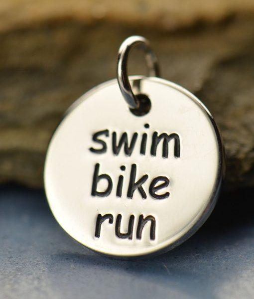 triathlon_fitness_jewelry_charm