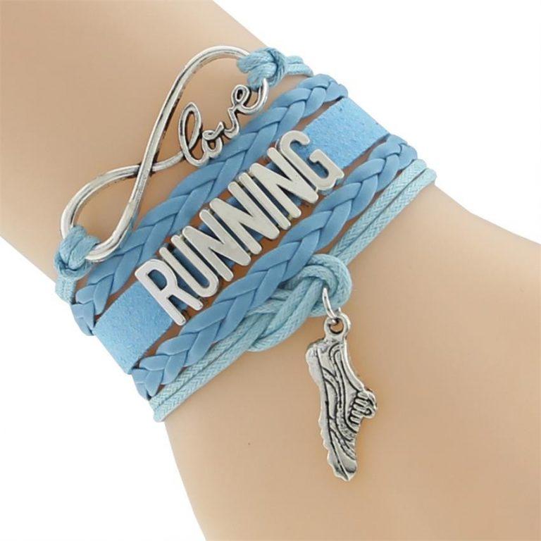 Love Running Bracelet