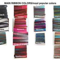 Hand Stamped Bracelet Color
