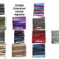 Hand Stamped Bracelet Colors
