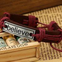 Believe Bracelet1